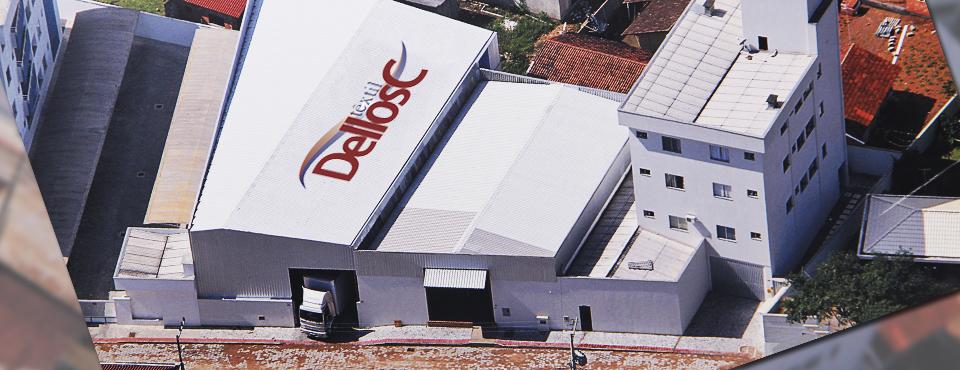 Foto aérea da nossa empresa